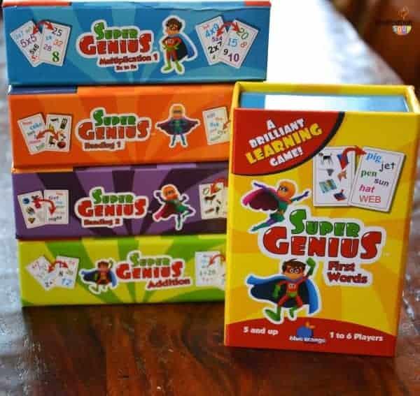 Super Genius Card Games Review