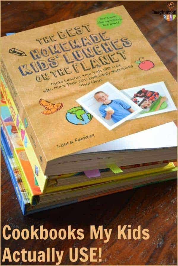 cookbooks kids
