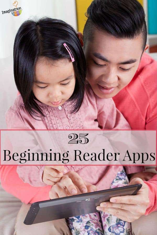 apps for children learning to read