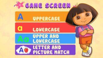Dora's ABCs
