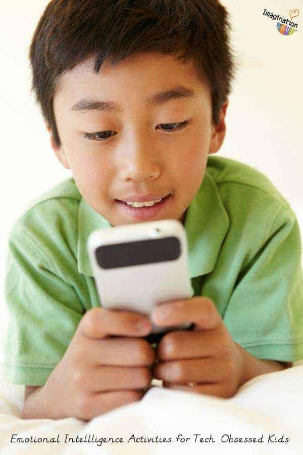 emotional intelligence ideas for tech-obsessed tweens and teens