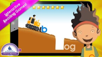 Hooked on Phonics Beginning Reading Apps for Kids