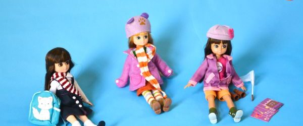 Child-like Lottie Dolls Empower Imaginative Play