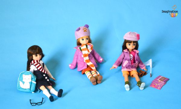 Empower Imaginative Play with Child-like Lottie Dolls