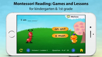Beginning reading apps for kids imagination soup montessori reading games fandeluxe Choice Image