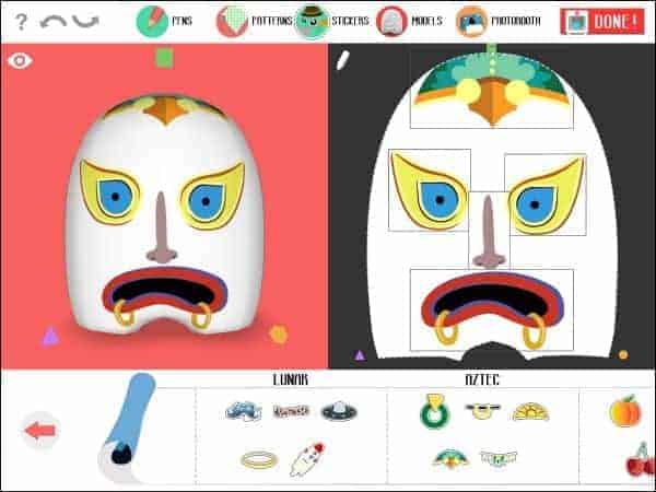 3D Toy and Potatoyz App