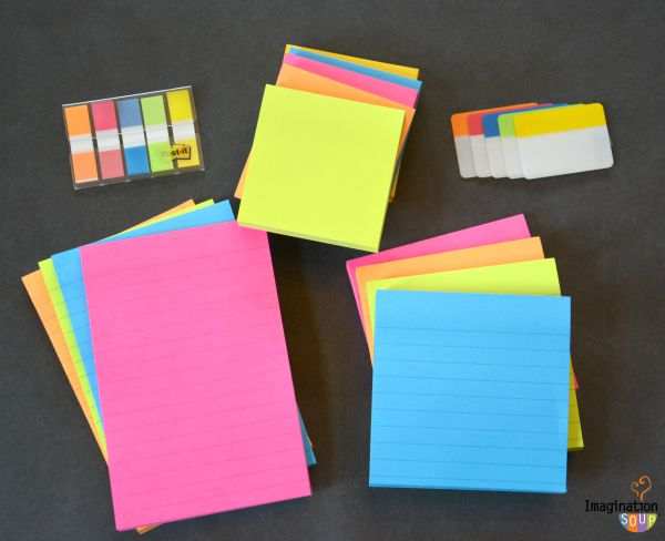 STEM Study Tips for Teens with Post It Brand Notes