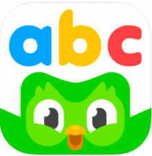 Duolingo ABC reading app