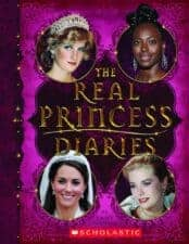 The REal Princess Diaries Nonfiction best nonfiction book for elementary age kids
