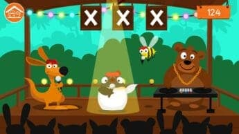 The Sight Word Adventure sight word reading apps for kids