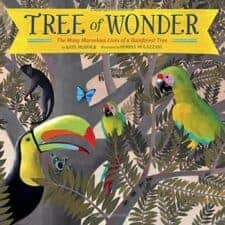 Tree of Wonder Picture Book About Habitats and Ecosystems
