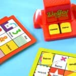 Sight Words Game: Zingo!