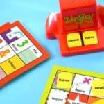 Sight Words Game: Zingo!