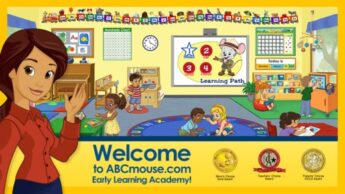 abcmouse Beginning Reading Apps for Kids