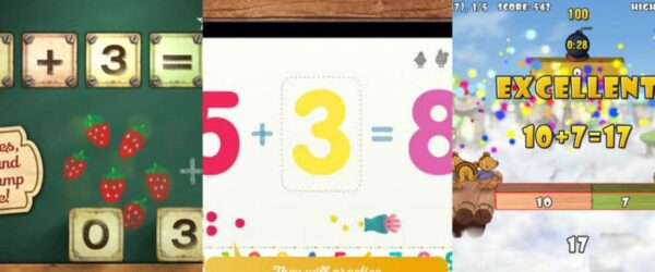 30+ Addition and Subtraction Apps