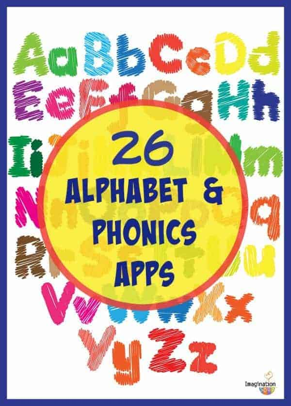 emergent reading apps for kids