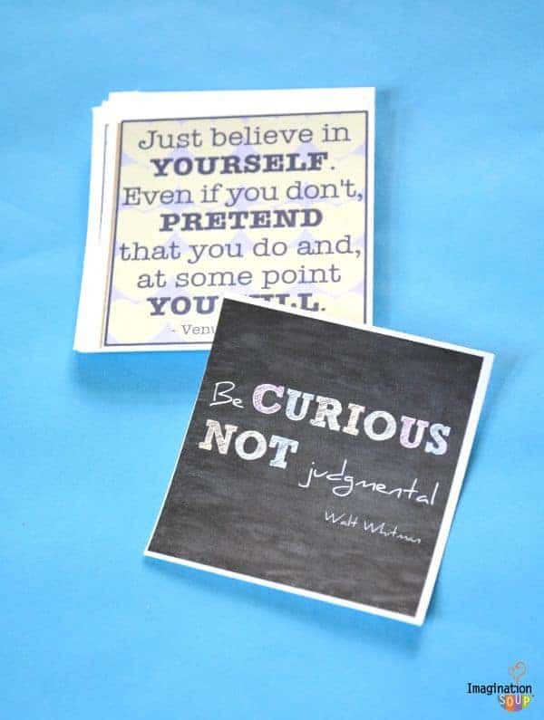 20 Inspiring Back-to-School Quotes for Kids - free printable!