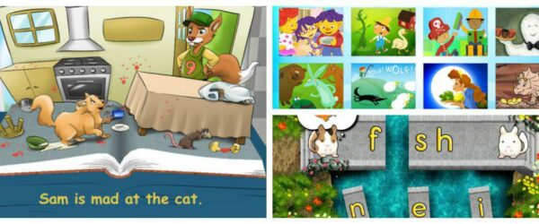 Beginning Reading Apps for Kids