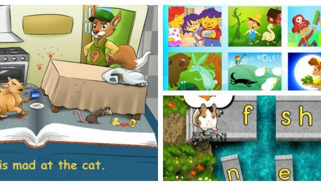 learning apps for beginning readers
