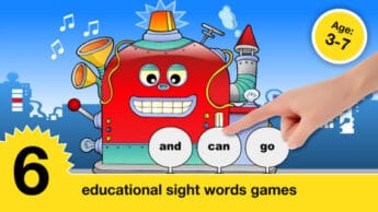 sight words CFC