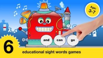 sight words CFC