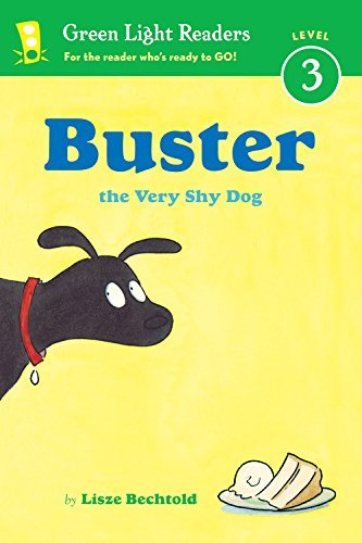 Buster the Very Shy Dog easy reader