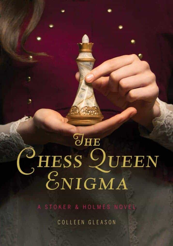 Chess Queen Enigma Sherlock Holmes Books for Kids