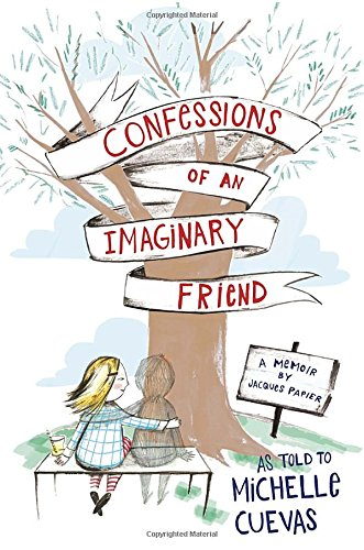 Confessions Imaginary Friend middle grade book review