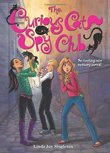 Curious Cat Spy Club book review