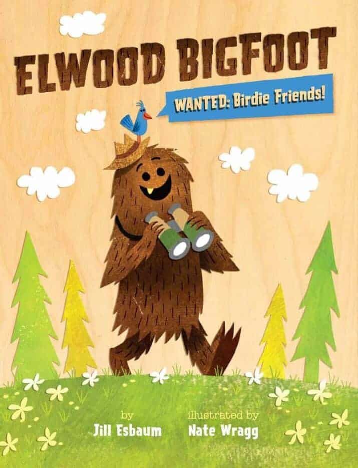 Elwood Bigfoot picture book
