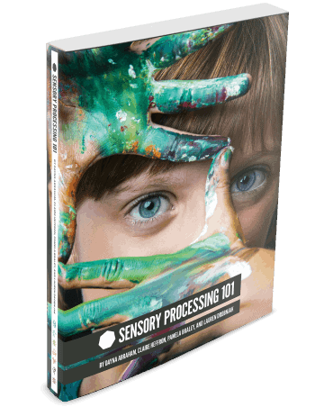 Front Cover Sensory processing 101