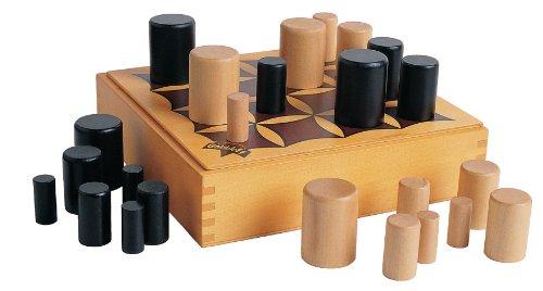 Gobblet strategy game for children