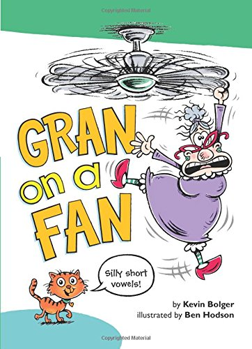 Gran on a Fan easy reader review