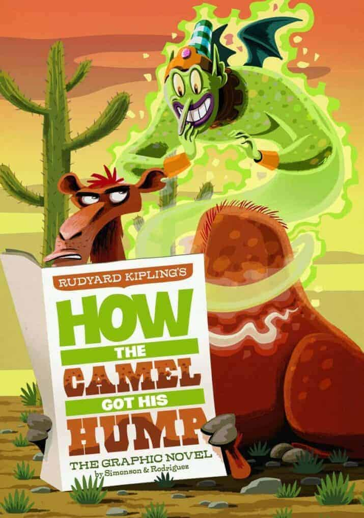HOw the Camel Got Its Hump Review