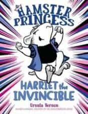 Hamster Princess books for 7 year old girls
