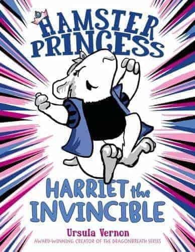 Hamster Princess Good Funny Books Kids Love