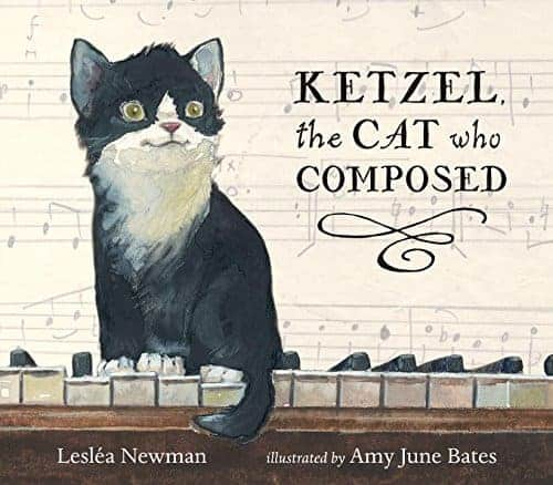 Ketzel Cat Composed picture book
