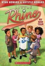 Little Rhino Baseball Books for Kids