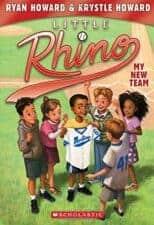Little Rhino Baseball Books for Kids
