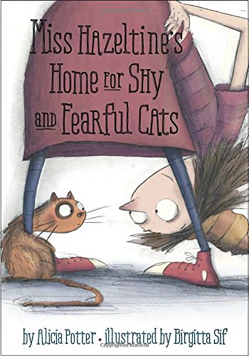 Miss Hazeltine's Home Children's Picture Books about Pets