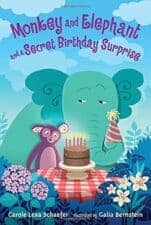 Monkey and Elephant and a Secret Birthday Surprise review