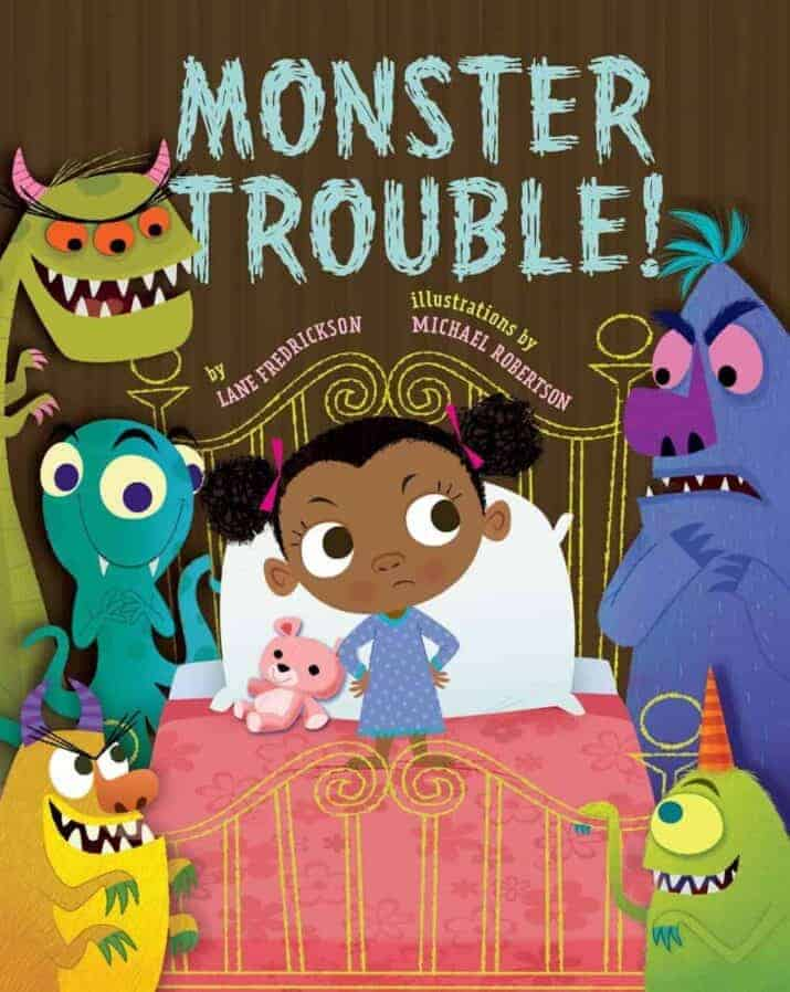 New Monster and Halloween Books Fall 2015