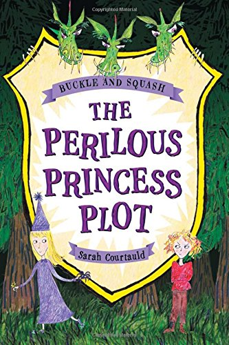 Perilous Princess Plot review books for 8 year olds