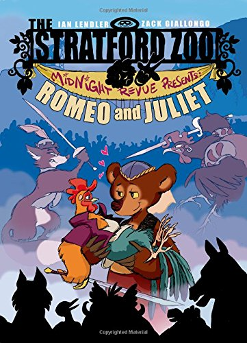 Stratford Zoo Romeo Juliet review best graphic novels and comic books for kids