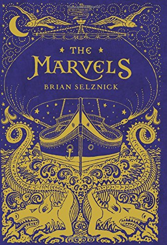 The Marvels middle grade book review
