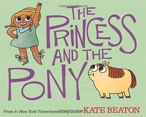 The Princess and the Pony picture book review