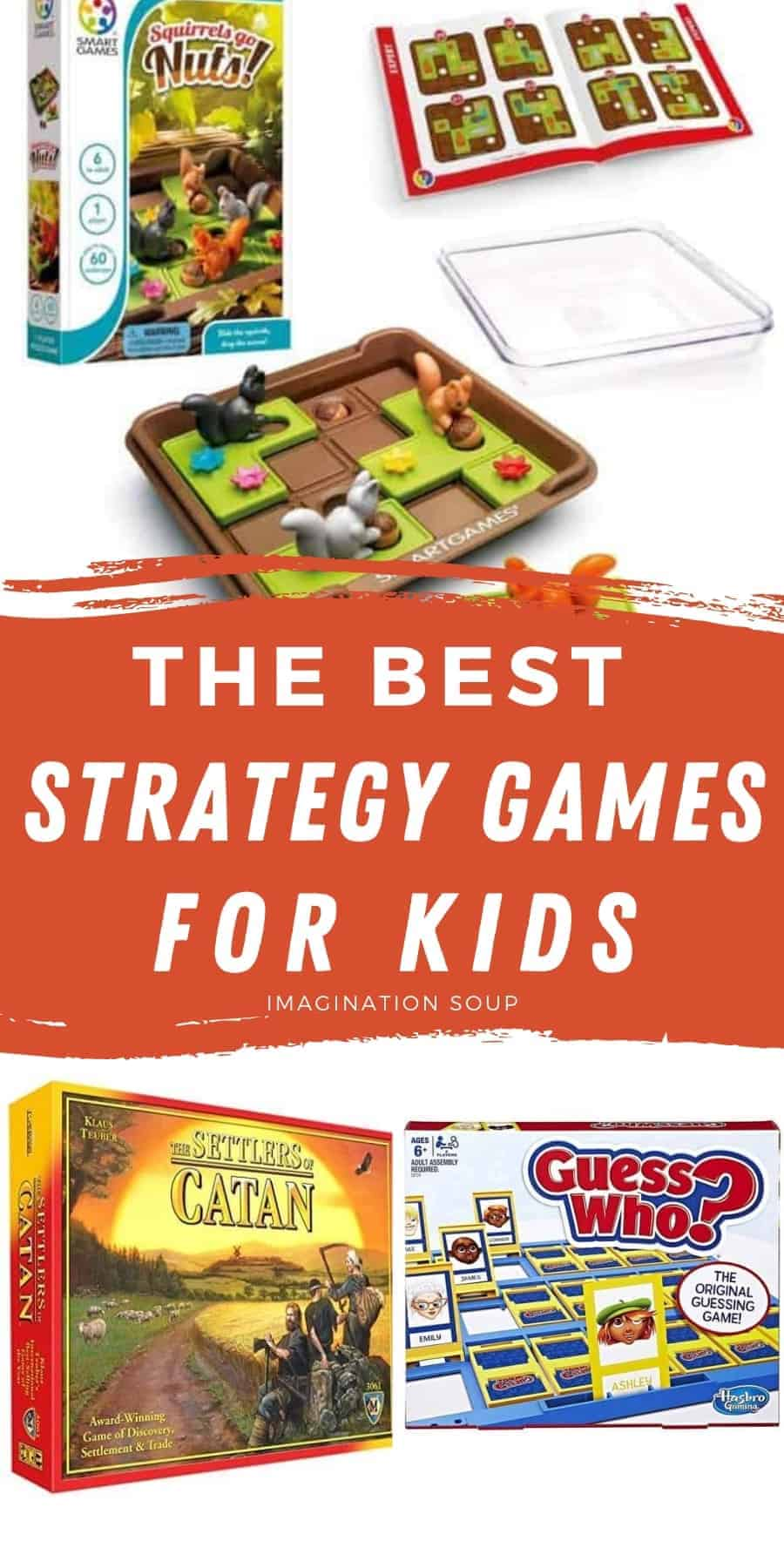 The best strategy games for kids