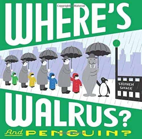 Where's Walrus and Penguin review