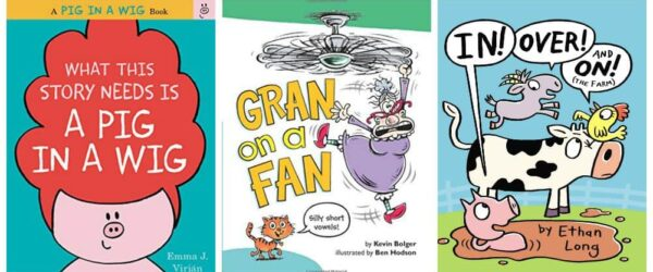 Playful Early Reader Books