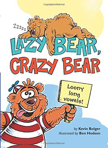 lazy bear crazy bear early reader review